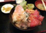 海鮮ビビンバ丼